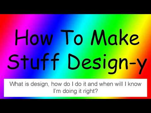 How to Make Stuff Design-y from Astronomer