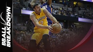 Why Larry Nance Is My Favorite Lakers Player