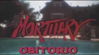 "John Cacavas music score from the film of Howard Avedis ""MORTUARY"" (1983) Main Titles."