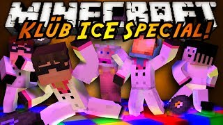 Minecraft Mini-Game : MODDED COPS N ROBBERS! Klüb IcE! (Disco Mod)