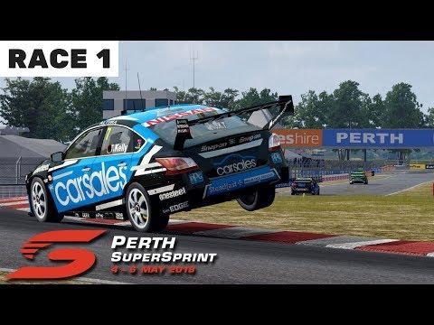 Automobilista: Virgin Australia Supercars Championship - Perth SuperSprint Saturday Race 1