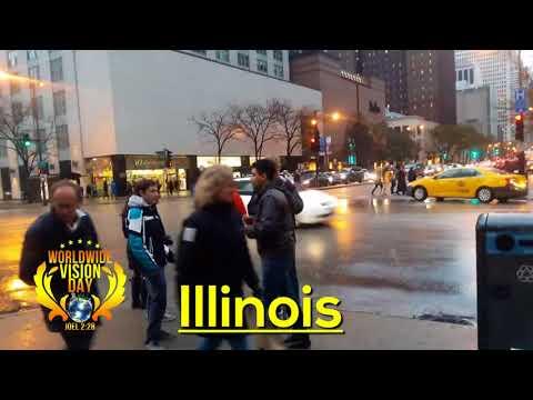 ILLINOIS Chicago  Proclaims JESUS CHRIST, Jan. 6, 2018