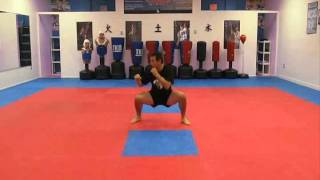 TAEKWONDO 100 % PHYSICAL STRENGHT YOUR LEGS thumbnail