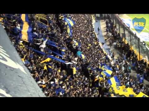 Superclasico 2014 / Gol de Riquelme