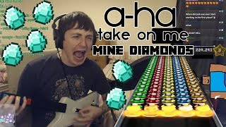 Mine Diamonds. Or just die trying. Bloody hell. If you want to catc...