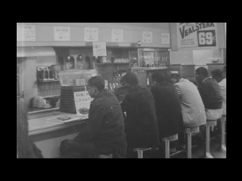 Lunch counter protests fight segregation in 1960s Houston