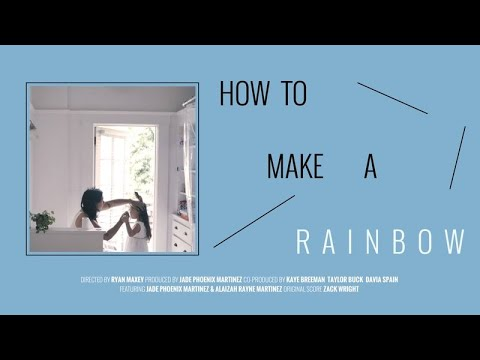 Ryan Maxey's short film 'How To Make A Rainbow'