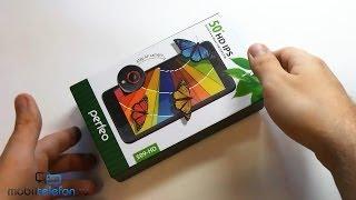 Розпакування Perfeo 509-HD в стилі HTC Butterfly