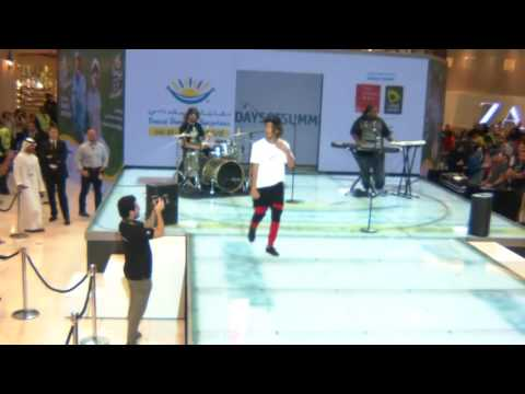 Jaden Smith - MSFTS MOVEMENT (Concert in Dubai) Mp3