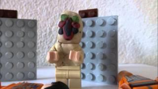 Lego SCP-173 Song