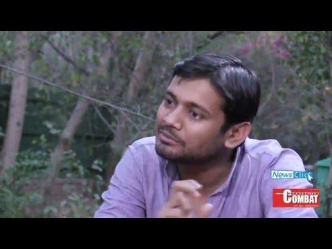 Azaadi from the Modi Government: Kanhaiya Kumar