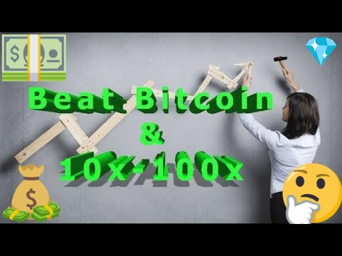 3 SUB 10 MILLION MARKET CAP CRYPTOCURRENCIES TO 10X OR 100X in 2018 + HOW TO BEAT BITCOIN