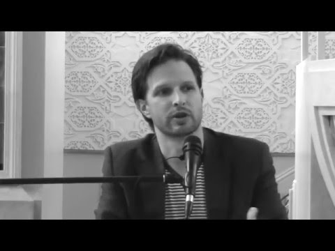 Dr. Jonathan AC Brown -  The Role of Sunnah and Classical Scholarship (Quranism)