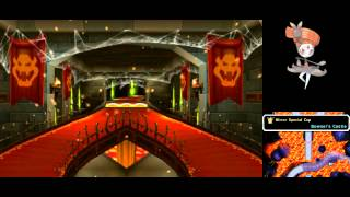 Mario Kart 7: Mirror Special Cup - Triple Star rank