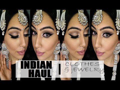 HAUL | INDIAN JEWELRY/CLOTHING | keepingupwithmona