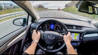 Toyota Avensis III | 4K POV Test Drive #367 Joe Black