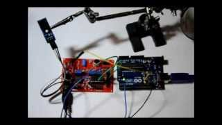 Light Detector Alarm - The Multi Sensor Learning Board Interfaced With Arduino