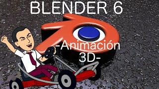 Curso Básico de Blender 06 -Animación 3D-