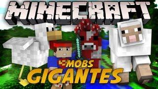 Vilhena Mostra MODS #Mobs Gigantes!?!