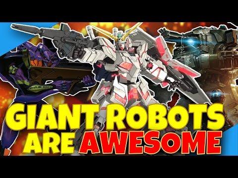 Giant Robots Are AWESOME - Diamondbolt
