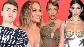 AMERICAN MUSIC AWARDS 2020 FASHION REVIEW
