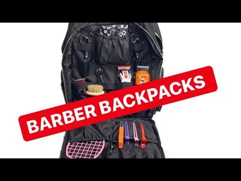 BARBER BACKPACK