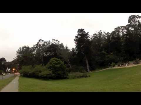 BambooTricopter - Flight Envelope Expansion