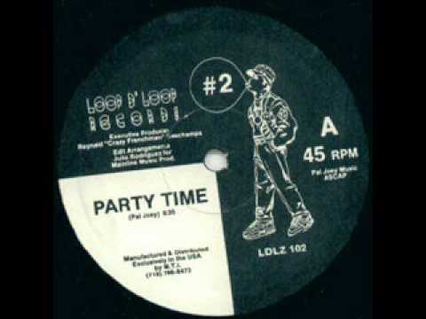 Pal Joey - Party Time (Loop D Loop) 1990