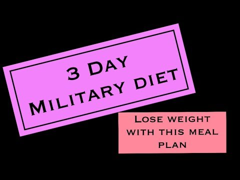 3-day-military-diet---my-review