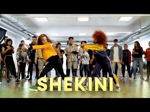 PSquare - Shekini | Dance Choreography