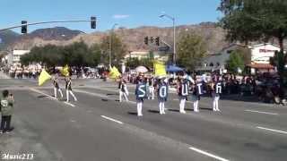 South El Monte HS - Our Heritage - 2015 Azusa Golden Days Parade