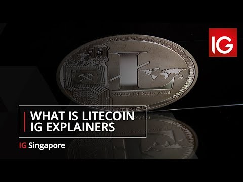 What Is Litecoin? | IG Singapore