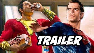 Baixar Shazam Trailer - Comic Con 2018 Justice League Easter Eggs Breakdown