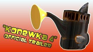 """Chwytak & Dj Wiktor - """"KONEWKA 4"""" / OFFICIAL TRAILER  [ChwytakTV]"""