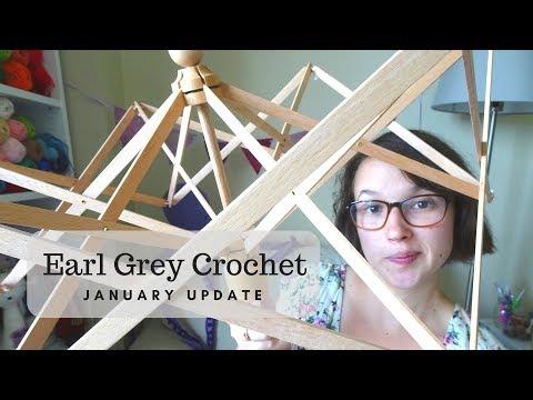 January - All The Yarny Gifts! // Earl Grey Crochet