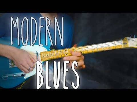 10 Modern Blues Guitarists