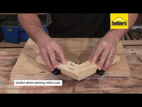 The Perfect Corner Clamp For Woodworking