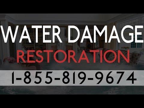 Water Damage Restoration Odessa FL    Call Us Today For Water Damage Restoration