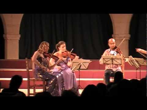 Mozart -IV Allegretto con variazioni