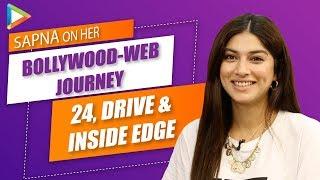 """Working with Sushant Singh Rajput was GREAT, You..."": Sapna Pabbi | Drive | Jacqueline"