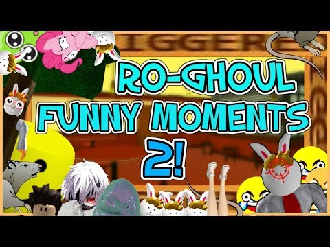 Ro-Ghoul - Funny Moments 2 !