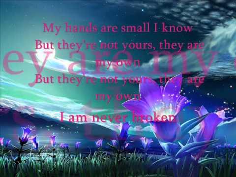 Jewel Hands Lyrics