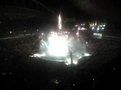 "U2 - ""Vertigo"" Live at Qwest Field Stadium, Seattle June 4, 2011"