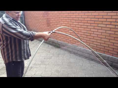 сетка для рыбалки паук