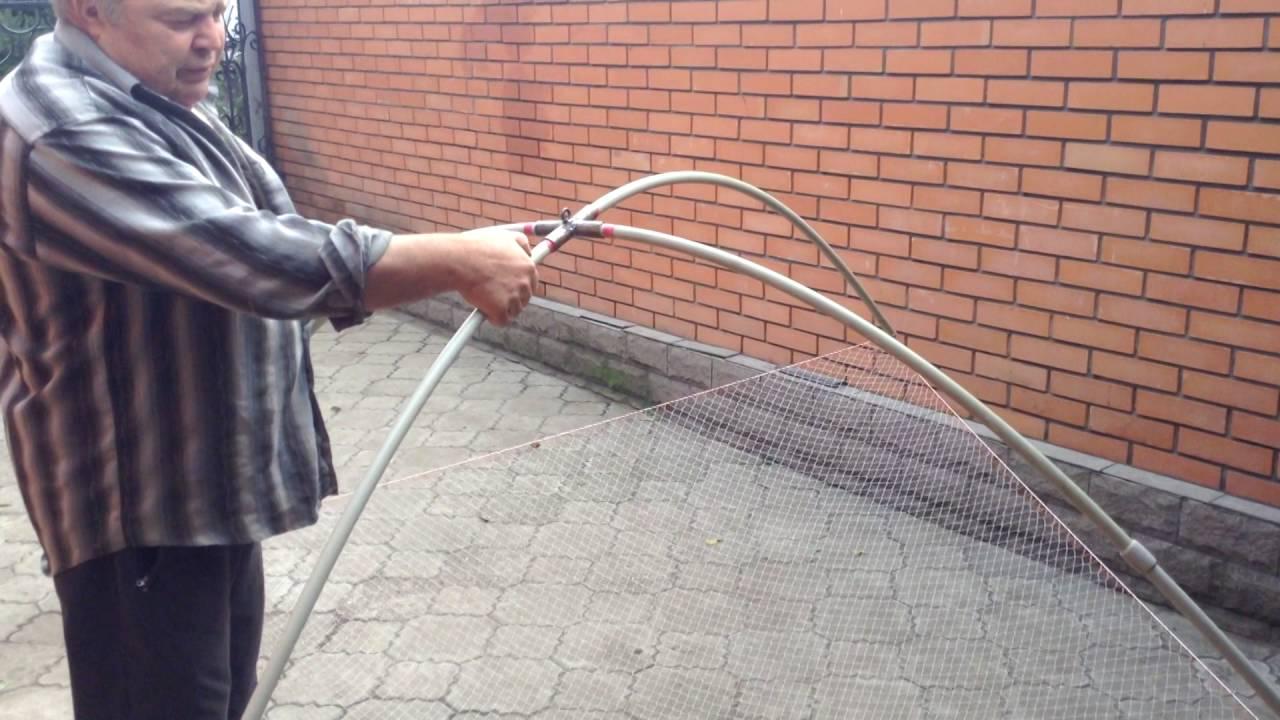 Сетки для рыбалки своими руками фото 111