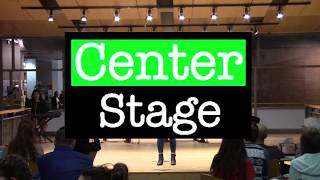 CenterStage's Be Our Guest Cabaret Part I
