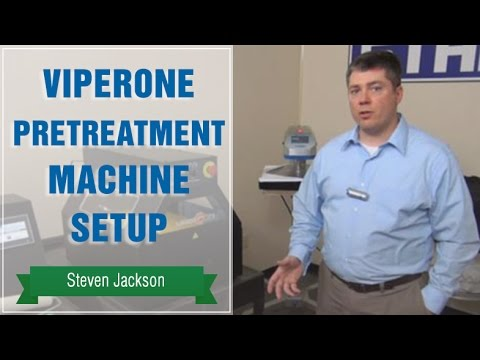 viperone pretreatment machine