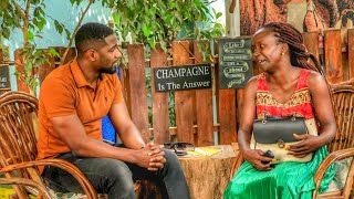 Kansiime on a blind date. Fresh African comedy