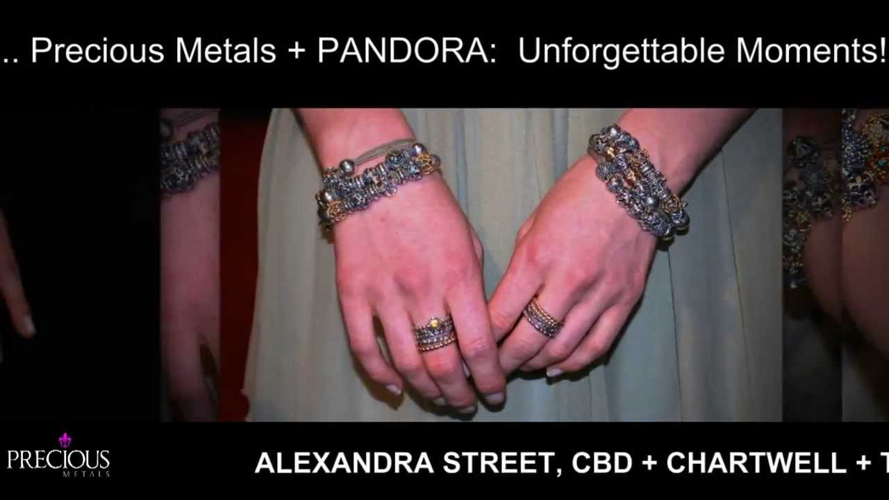 Pandora VIP Fashion Event hosted by Precious Metals & Dinsdale Jewellers 21  August 2013