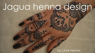 Jacquard Mehndi Henna Kit Ingredients : Jacquard jagua mix
